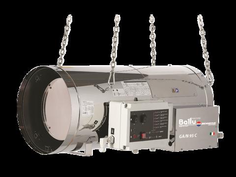 Теплогенератор подвесной газовый Ballu-Biemmedue Arcotherm GA/N 95 C
