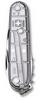 Нож Victorinox Spartan, 91 мм, 12 функций, полупрозрачный серебристый