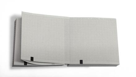 90х90х360, бумага ЭКГ для MAC-500,  реестр  4104/1