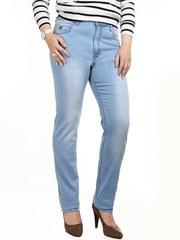 K890 джинсы женские, голубые