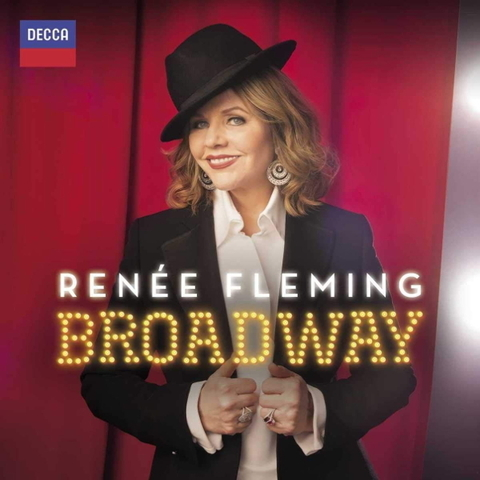 Renee Fleming / Broadway (CD)