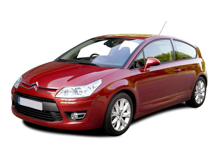 CITROEN C4 (Coupe) 2004-2009