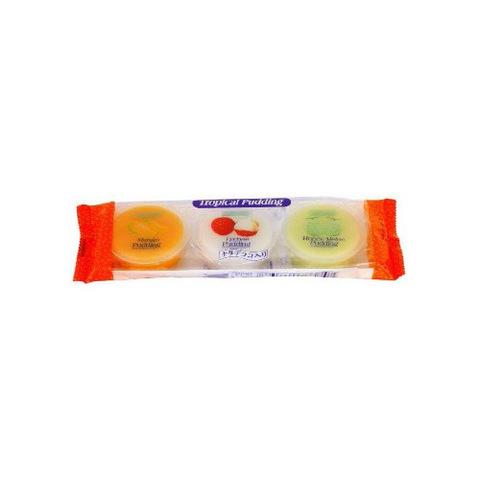 Пудинг фруктовый