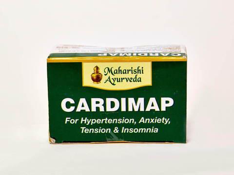 Maharishi Ayurveda Cardimap, 100 таблеток