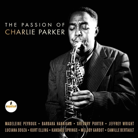 Various Artists / The Passion Of Charlie Parker (CD)