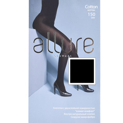 Колготки Allure Cotton 150 (nero)