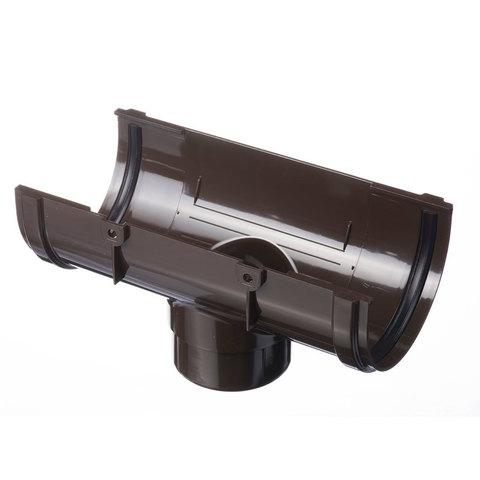 Воронка ПВХ Docke Standart Шоколад