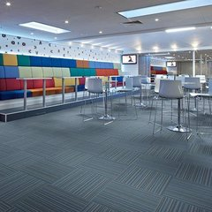 Forbo Flotex Linear Complexity Steel T550002
