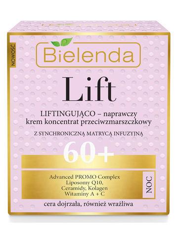 LIFT Омолаживающий лифтинг крем против морщин 60+ дневной 50 мл
