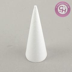 Конус из пенопласта 24 см, 1 шт.
