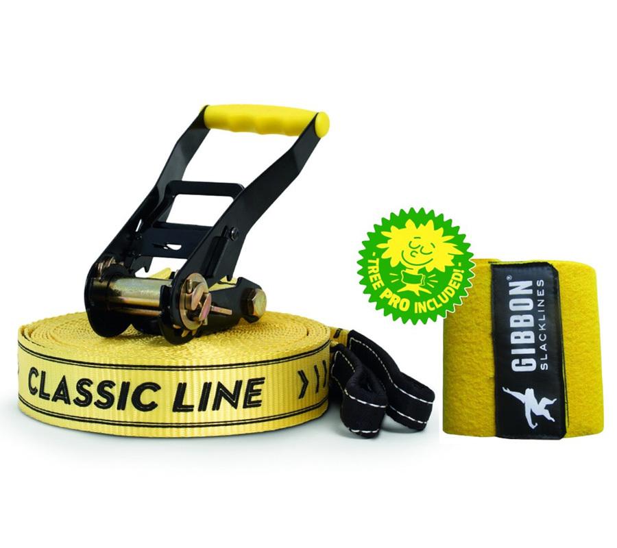 Слэклайн Classic 15 метров + защита