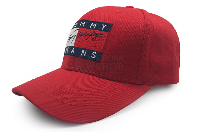Бейсболка Tommy Jeans Red