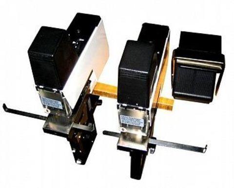 Bulros S-66G - электрический степлер: до 50 листов, глубина захвата 100 мм. (Аналоги: (Delta HD TWIN / Vector)
