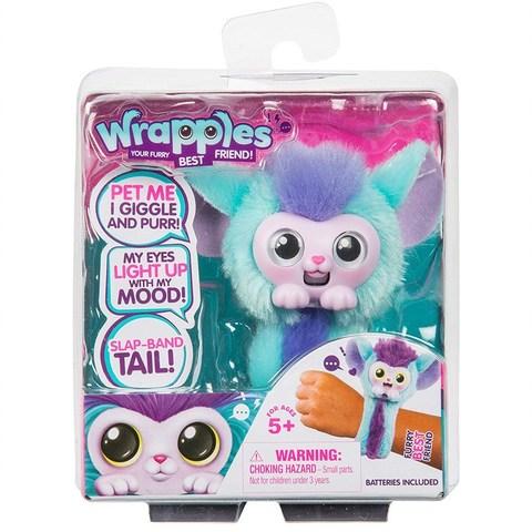 Интерактивная игрушка-браслет питомец Рэпплс Шило - Shylo Little Live Pets Wrapples, Moose