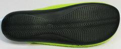 Тапки на жесткой подошве женские Inblu NC- 1B Mouse Light Green