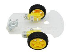 Шасси автомобиля 2WD