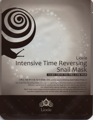 Lioele Маска улиточная  Intensive Time Reversing Snail Mask