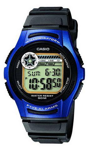 Купить Наручные часы Casio W-213-2A по доступной цене