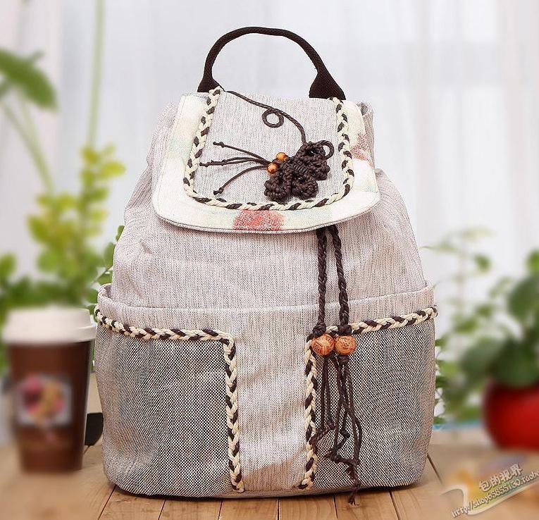 535fc53af162 Рюкзак женский из ткани Flora – купить в интернет-магазине, цена ...