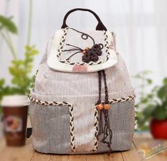 Рюкзак женский из ткани Flora