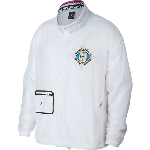 Теннисная куртка NIKE COURT JACKET STADIUM / AJ8270-100