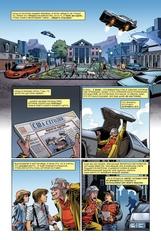 Назад в Будущее: Нерассказанные истории и другие эпохи
