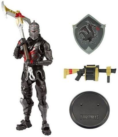Коллекционная фигурка  ФортНайт Черный рыцарь (Black Knight) - Fortnite, McFarlane
