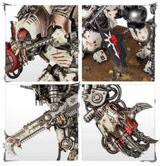 Chaos Knights: Knight Desecrator