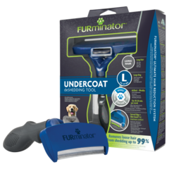 Фурминатор для собак крупных длинношерстных пород, FURminator Dog Undercoat L Long Hair 12 YA