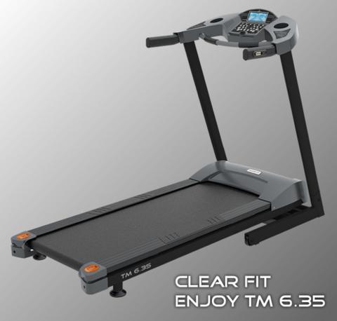 Беговая дорожка Clear Fit Enjoy TM 6.35