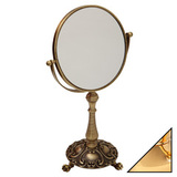 Косметическое зеркало Migliore Elisabetta ML.ELB-60.118 DO золото