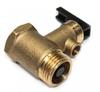 """Предохранительный клапан для водонагревателя Gorenje (Горенье) 1/2"""" 8,5 БАР - 487371"""