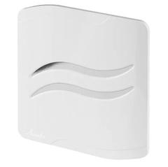 Awenta PSB100 S Line (Пластик, Белый и хром) Лицевая панель-решетка