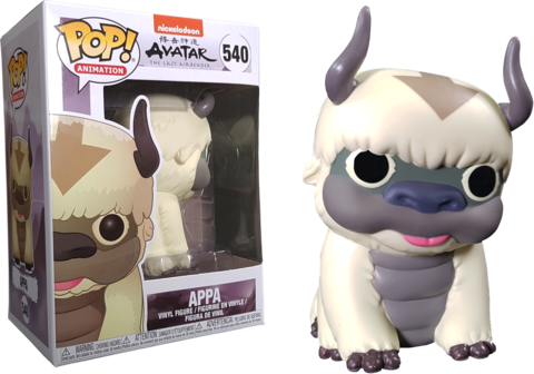 Фигурка Funko Pop! Animation: Avatar: The Last Airbender - Appa