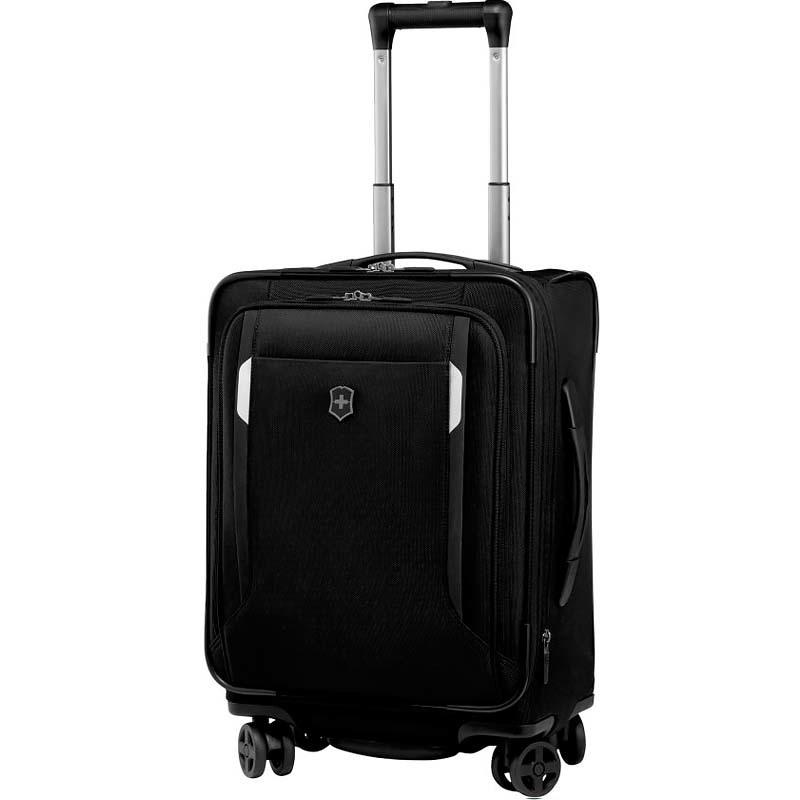 Чемодан Victorinox Werks Traveler 5.0 Dual-Caster 20'', чёрный, 36x23x51 см, 41,3 л