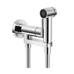 Гигиенический душ с прогрессивным смесителем Nobili AV00600CR фото