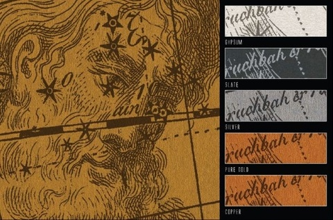 Панно Italreflexes Macro Sagittarius 006 Gold, интернет магазин Волео