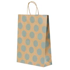 Пакет Kraft Dots Blue