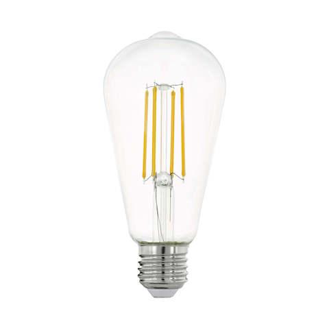 Лампа Eglo филаментная LM LED E27 ST64 2700K 11757