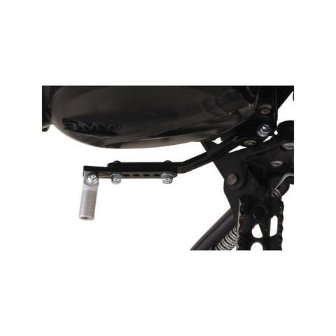 Рычаг переключения передач F650GS/700GS/800GS/800GSA, регулируемый, черный
