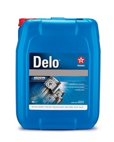 DELO SYN ATF XV трансмиссионное масло TEXACO для АКПП 20 литров