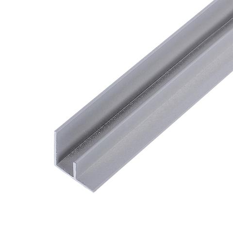 Планка для стеновой  панели   угловая F-образная