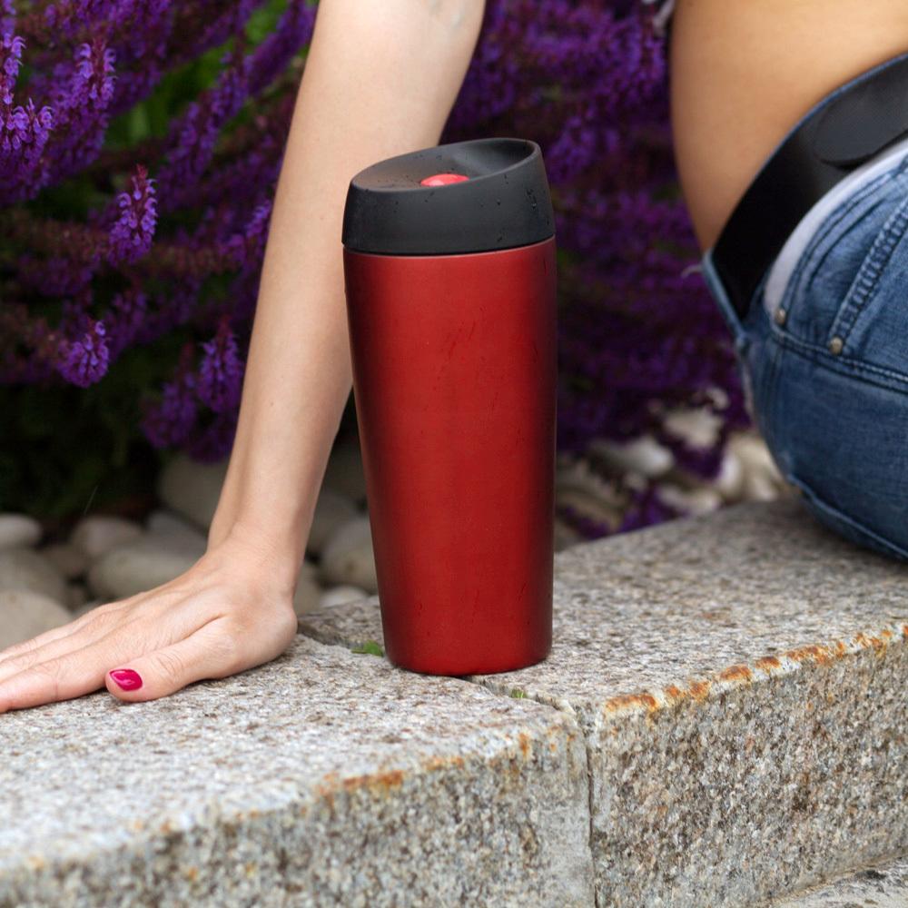 Термокружка El Gusto Grano (0.47 литра) красная