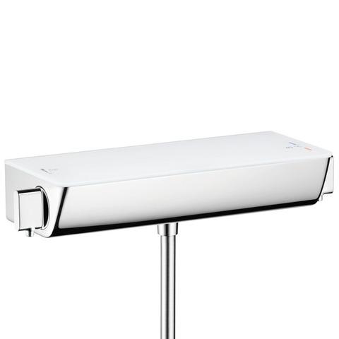 Термостат для душа Hansgrohe 13161400 Ecostat Select, белый хром