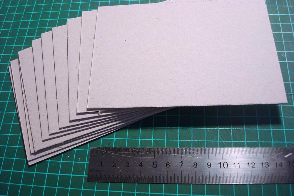 бумага картон для изготовления открыток для