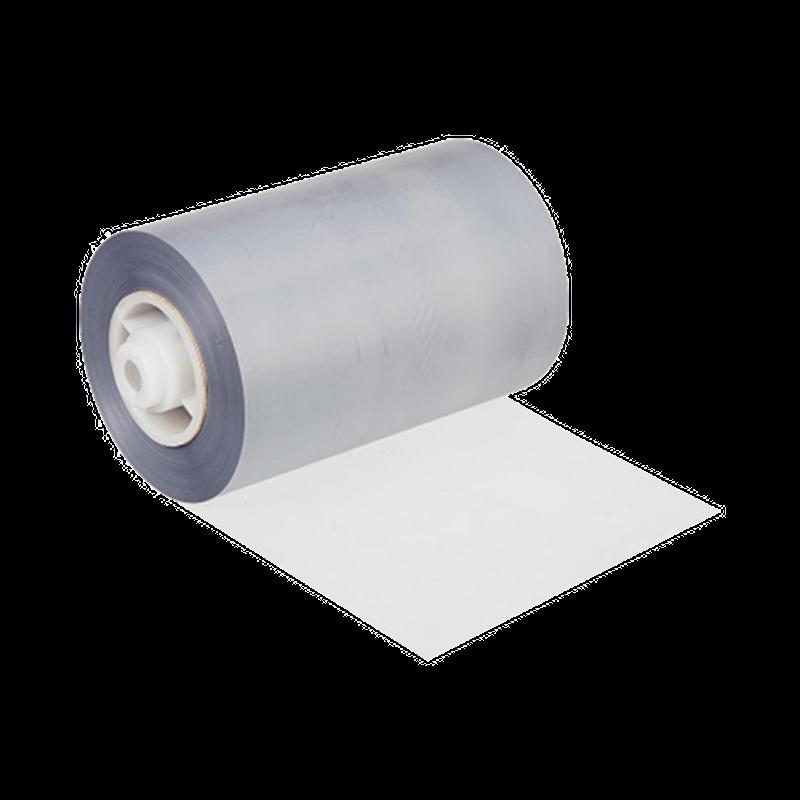 Универсальная прозрачная пленка в рулоне для бахилонадевателей на 550 пар (3,620 руб/пара)