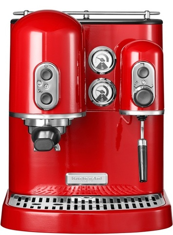 Рожковая кофемашина KitchenAid Artisan 5KES2102EER