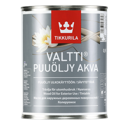 Valtti Akva - Валтти Аква масло для дерева