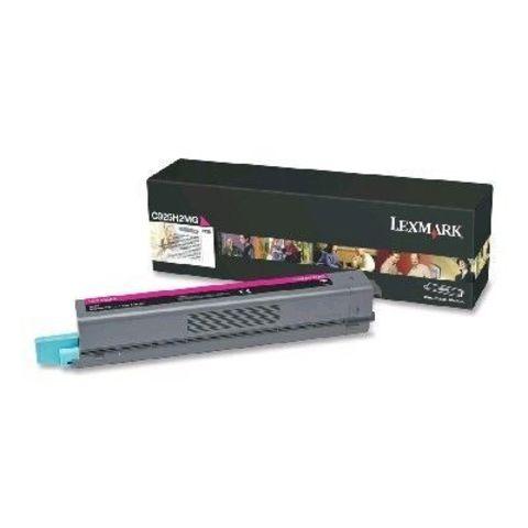 Картридж для принтеров Lexmark C925 пурпурный (magenta). Ресурс 7500 стр (C925H2MG)