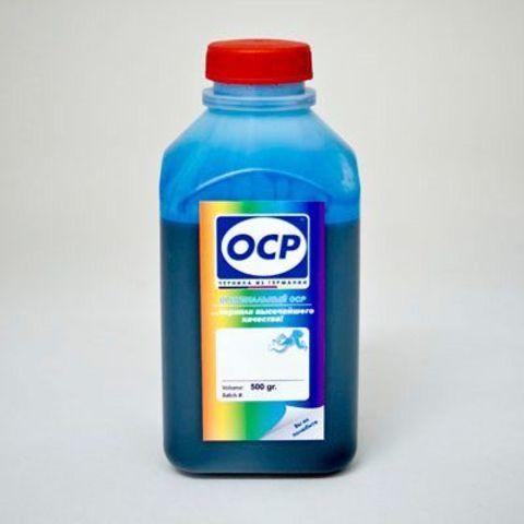 Чернила OCP для Canon CLI-8 картриджа CYAN (C133), 500 gr